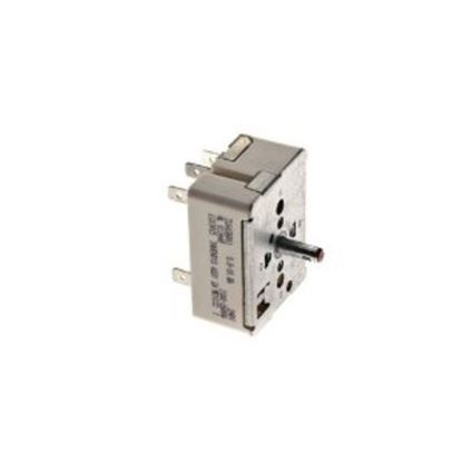 Picture of Frigidaire Electrolux Kelvinator Westinghouse Tappan O'keefe and Merritt Sears Kenmore Stove Range Cook Top Burner Infinite Heat Switch - Part# 316436001