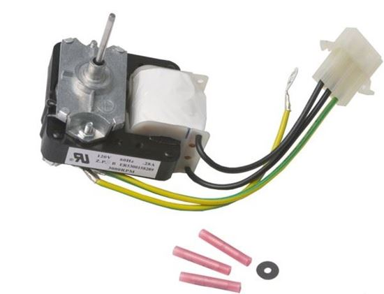 Frigidaire kelvinator sears kenmore gibson for Kenmore refrigerator fan motor