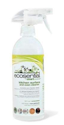 "Picture of ECOSENTIAL by Smart Choiceâ""¢ Kitchen Surfaces and Oven Cleaner 18 OZ. - Part# ECOA"