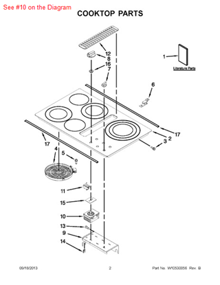 Picture of SWITCH-INF - Part# W10222828