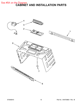 Picture of WRAPER-CAB - Part# W10571405