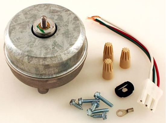 Picture of Whirlpool - Sears Kenmore - KitchenAid - Roper Appliance Refrigerator Condensor Fan Motor - Part# W10822259