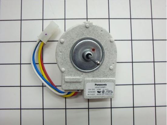 Part For Whirlpool Maytag Roper Refrigerator Evaporator Fan Motor Replacement