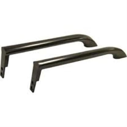 Frigidaire refrigerator door handle black 5304504510- Part 5304504510