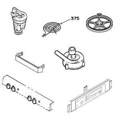 423057 Bosch BEARING - Part# 423057 | PartsIPS