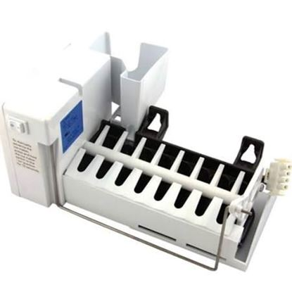 676073 Bosch Refrigerator Ice Maker Assembly - Part# 676073 | PartsIPS