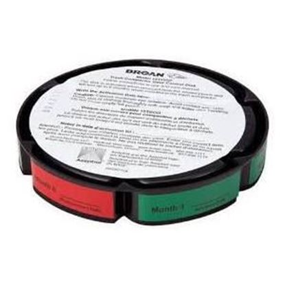 Picture of ORDER CONTROL DISC - Part# S15TCOD