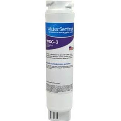 Picture of GE General Electric Household Replacement TASTE & ODOR CARBON WATER FILTER - Part# FXHTC