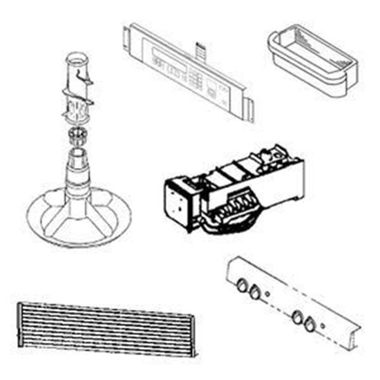 Picture of Balance Assembly - Part# AAJ73189801