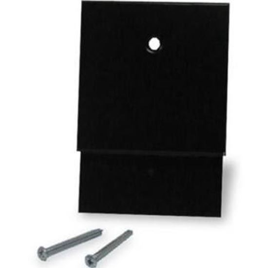 Picture of Cadet Manufacturing Heater UCAB Black Adapter Kit For TS Series Heaters - Part# 66086