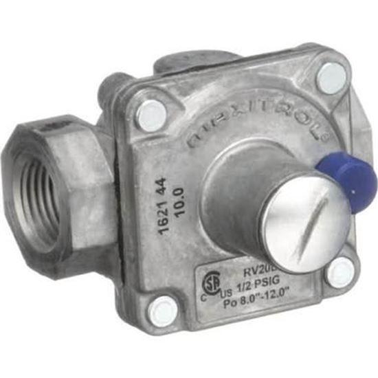 "Picture of 1/2"" X 1/2"" Gas Pressure Regulator, convertible LP/Natural - Part# 4600S0001"
