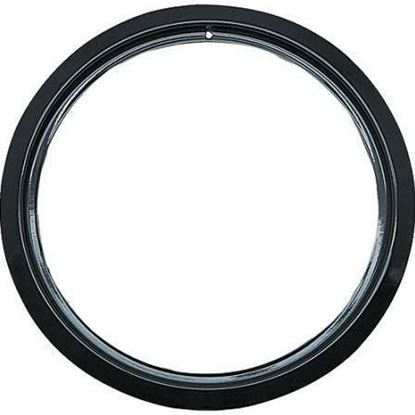 "Picture of 8"" TRIM RING BLACK GE - Part# R8GE-P"