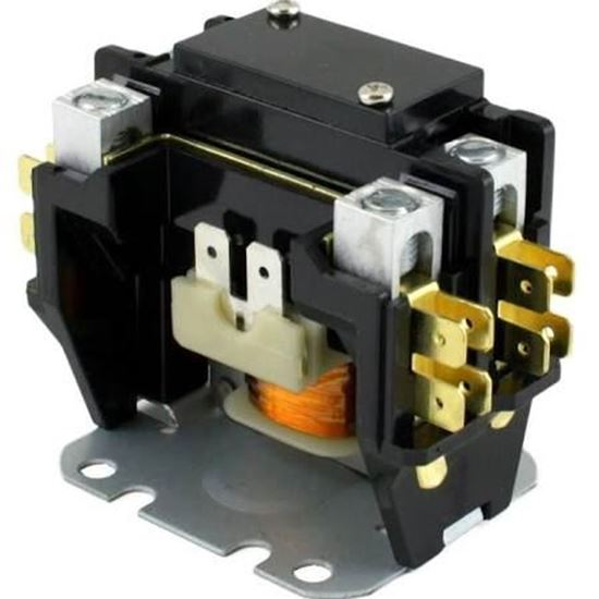 Picture of 1 POLE 30A 120V CONTACTOR - Part# TMX130B