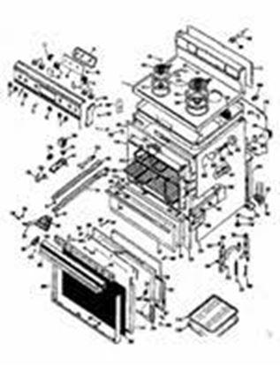Picture of ASSY MOTR 115V/60HZ 1SPD D - Part# 202322
