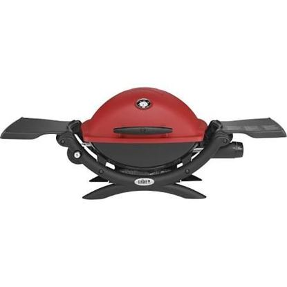 Picture of Q1200 LP GRILL RED - Part# 51040001