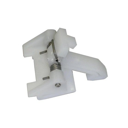 Picture of Bosch Siemens Front Loader Washing Machine Door Catch Hook Latch Assembly - Part# 173251