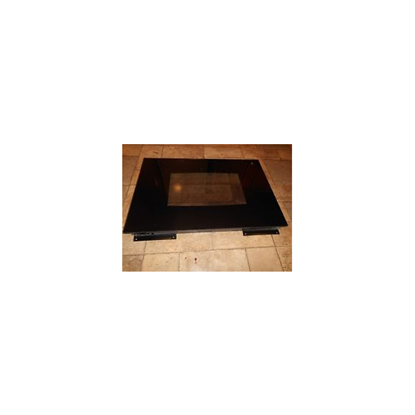 Picture of ASY, DOOR GLASS PC30 BLK - Part# 66099