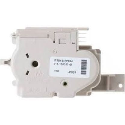 Picture of GE General Electric Hotpoint Sears Kenmore Clothes Washer Washing Machine Control Timer Assembly - Part# WH12X10478