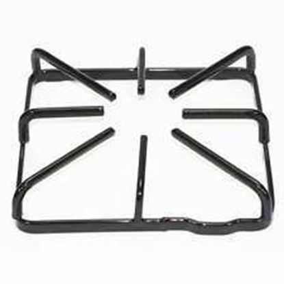 Picture of GE General Electric Hotpoint Sears Kenmore Range Stove Cook Top Burner Grate Black - Part# WB31K10016