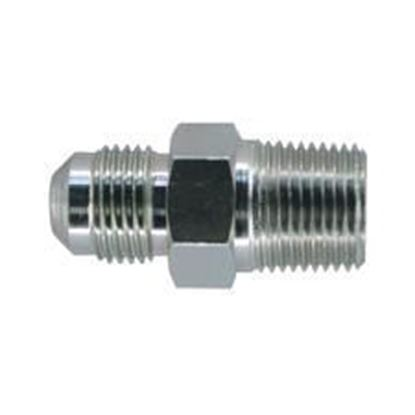 """Picture of 1""""OD FLARE X 3/4 MIP - Part# 90-4041"""