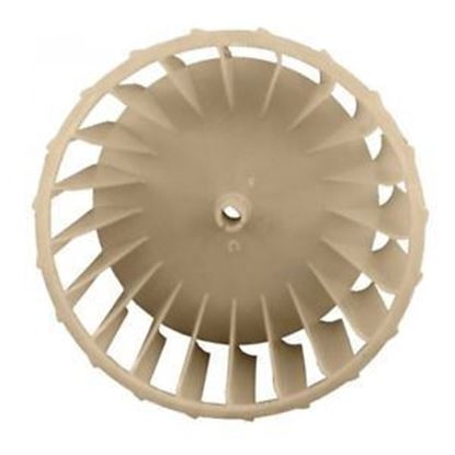 Picture of Maytag Whirlpool KitchenAid Magic Chef Roper Norge Sears Kenmore Admiral Amana Clothes Dryer Blower Wheel - Part# 31001043