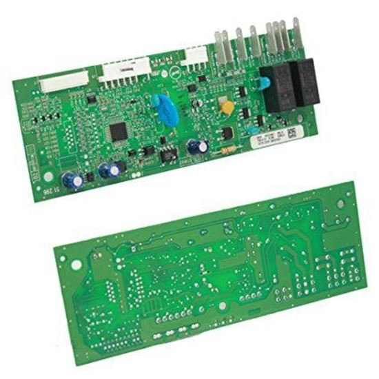 Picture of Whirlpool KitchenAid Roper Amana Jenn-Air Maytag Gaffers and Sattler Magic Chef Sears Kenmore Admiral Dishwasker ERC Electronic Control Board Kit - Part# 12002709
