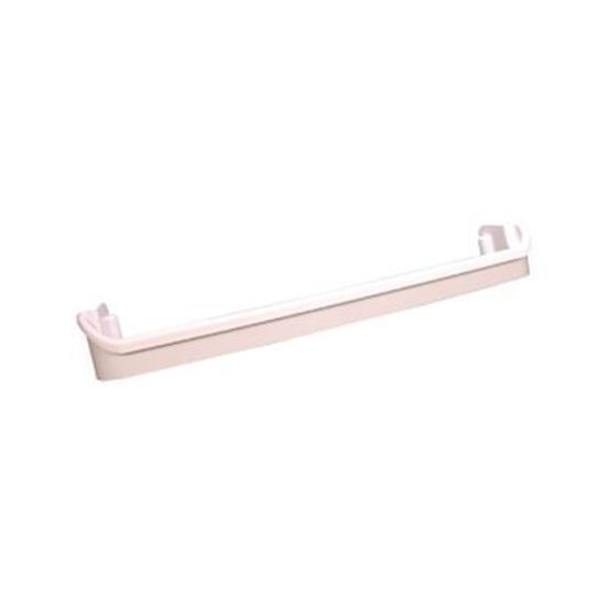 PS422444 Refrigerator Door Shelf End Cap Kenmore White-Westinghouse Tappan Refrigerators Gibson Kelvinator Left or Right For Frigidaire Electrolux